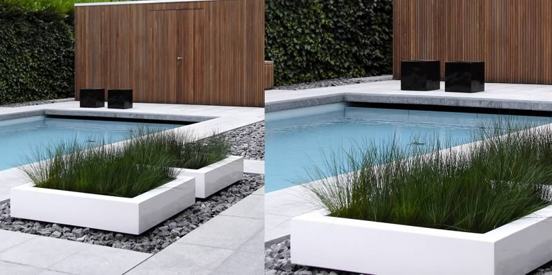 Projecten for Tuin modern design